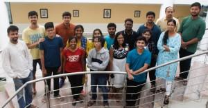 IISER Pune iGEM2019 team members